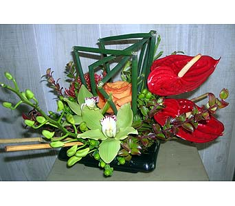 Perfect Accent in Dallas TX, Petals & Stems Florist