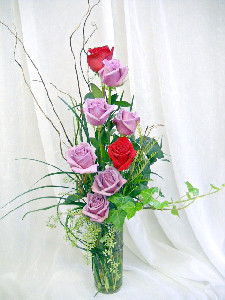 Lavender & Red in Longmont CO, Longmont Florist, Inc.