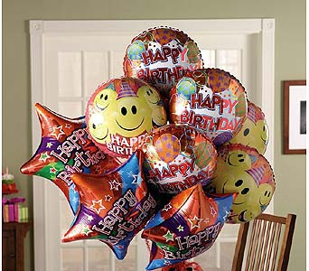 Birthday Smiles in Princeton, Plainsboro, & Trenton NJ, Monday Morning Flower and Balloon Co.
