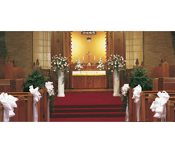 Church Ceremonies in San Ramon CA, Enchanted Florist & Gifts