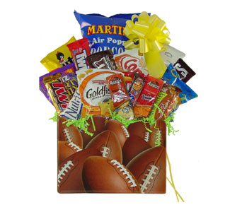 The Football Fan! in Baltimore MD, Raimondi's Flowers & Fruit Baskets