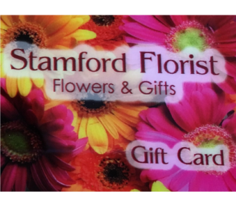 Gift Card in Stamford CT, Stamford Florist