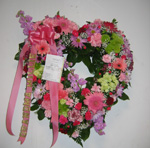 Open Heart in Belford NJ, Flower Power Florist & Gifts