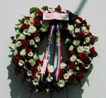 Memorial Wreath 1 in Belford NJ, Flower Power Florist & Gifts