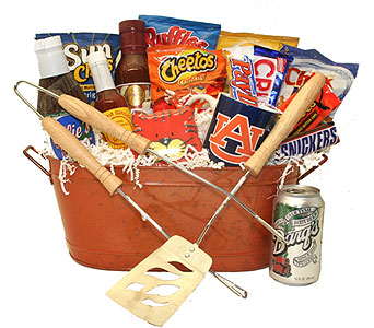 Auburn University Tailgating Snacks in Birmingham AL, Norton's Florist