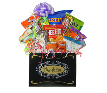 The ExecutiveThank You Snacks in Baltimore MD, Raimondi's Flowers & Fruit Baskets