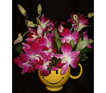 Orchids with a Smile in Dallas TX, Z's Florist