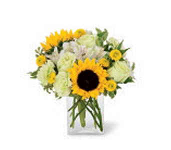The FTD� Sunset� Bouquet - Standard in Des Moines IA, Doherty's Flowers