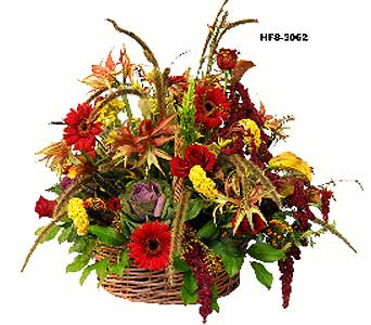 Basket of Blooms in Fairfield CT, Glen Terrace Flowers and Gifts