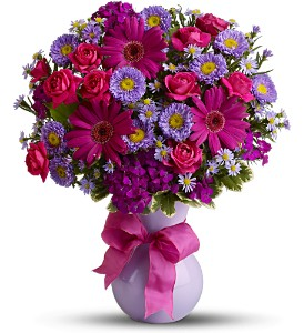 Teleflora's Simply Irresistible - Deluxe in Eagle River AK, Oopsie Daisy LLC.
