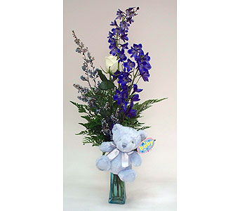 Tender Blue in Indianapolis IN, Gillespie Florists