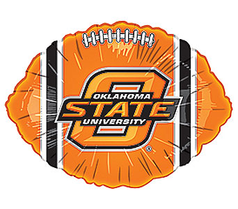 OSU Mylar Balloon in Oklahoma City OK, Trochta's
