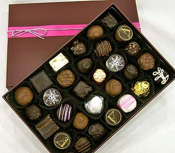 European Style Truffles in Spokane WA, Bloem Chocolates & Flowers of Spokane