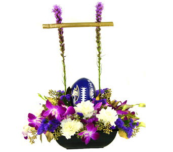 Ravens Touch Down in Baltimore MD, Raimondi's Flowers & Fruit Baskets