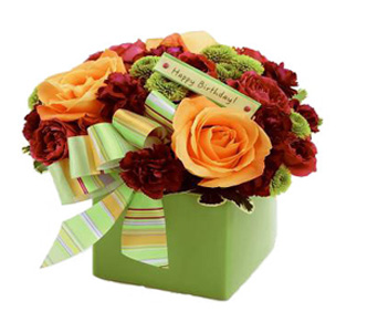 Birthday Bouquet in Baltimore MD, Raimondi's Flowers & Fruit Baskets