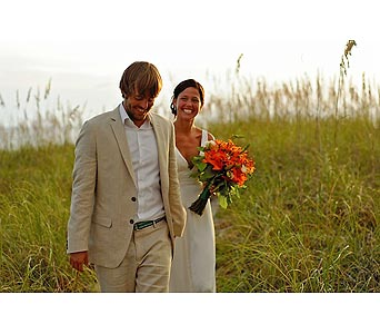Wedding Portfolio in St. Pete Beach FL, Flowers By Voytek