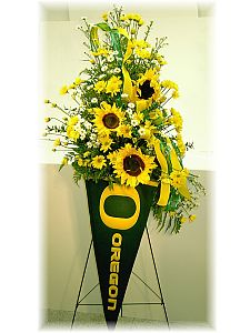 Oregon Tribute in Eugene OR, Dandelions Flowers