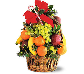 Build-A-Fruit & Gourmet Basket - Start at $44.95 in Cleves OH, Nature Nook Florist & Wine Shop
