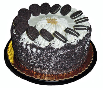 Oreo Cheesecake Cake by Bakery Delights in Baltimore MD, Raimondi's Flowers & Fruit Baskets