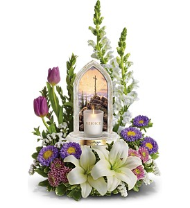 Thomas Kinkade's Easter Joy Bouquet by Teleflora in Ringgold GA, Ringgold Florist