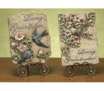 Grandparents Stepping Stone in Greenfield IN, Penny's Florist Shop, Inc.