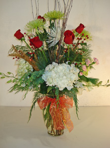 Christmas Welcome in Naples FL, Gene's 5th Ave Florist