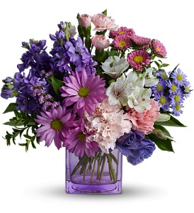 Heart's Delight by Teleflora in Grand Rapids MI, Burgett Floral, Inc.