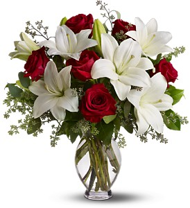 Teleflora's Baby Be Mine in Lone Tree IA, Fountain Of Flowers And Gifts, Iowa