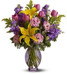 Always Happy by Teleflora in Chicago IL, La Salle Flowers