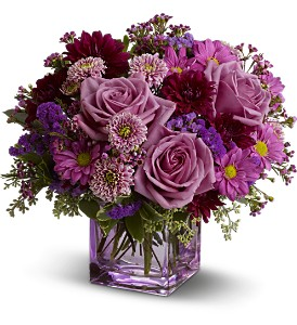Teleflora's Rosy Day in New Iberia LA, Breaux's Flowers & Video Productions, Inc.