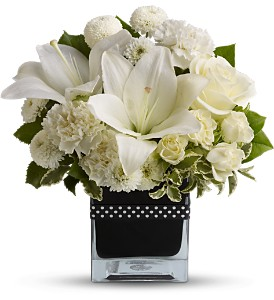 Teleflora's High Society in Miami Beach FL, Abbott Florist