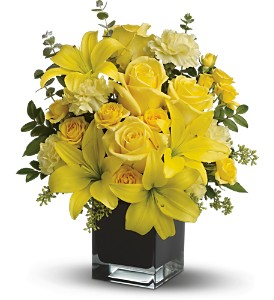 Teleflora's Ray of Sun in San Francisco CA, Fillmore Florist