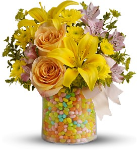 Teleflora's Spring Surprise in Butte MT, Wilhelm Flower Shoppe