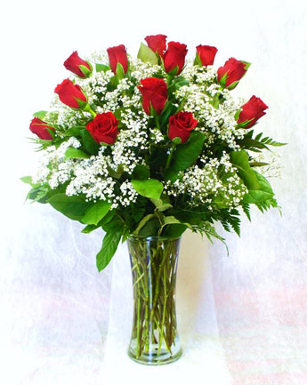 Premium Fresh Dozen Roses in Scranton PA, McCarthy Flower Shop<br>of Scranton