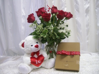 Valentine''s Day Deal in Fairfax VA, Exotica Florist, Inc.