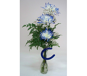 Champion Blue in Indianapolis IN, Gillespie Florists