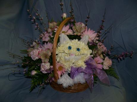 kitty basket in Crown Point IN, Debbie's Designs