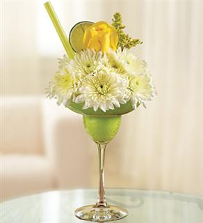Mini Margarita Bouquet in Waterford MI, Bella Florist and Gifts