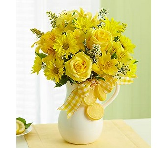Make Lemonade� in a Pitcher in Concord CA, Jory's Flowers