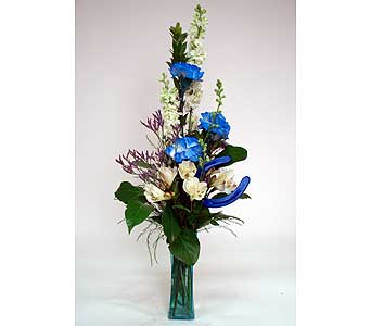 The Blue Crew in Indianapolis IN, Gillespie Florists