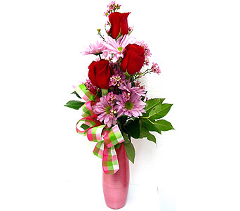 FF121 ''Spring Sunshine'' Floral Bouquet in Oklahoma City OK, Array of Flowers & Gifts