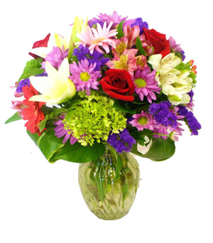 The Colors of Love in Scranton PA, McCarthy Flower Shop<br>of Scranton