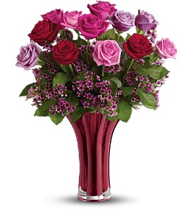 Teleflora's Ruby Nights Bouquet in Senatobia MS, Franklin's Florist
