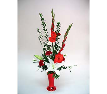 Red Love in Indianapolis IN, Gillespie Florists
