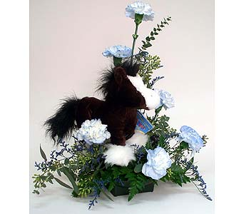 Blue Spirit! in Indianapolis IN, Gillespie Florists