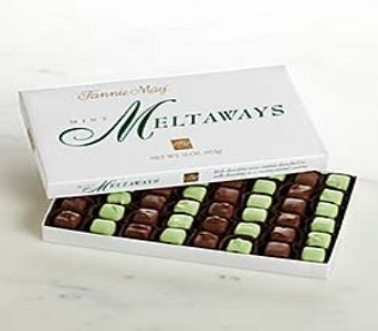 Mint Meltaways in Washington IN, Myers Flower Shop