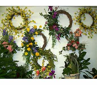 Wreaths in Dry Ridge KY, Ivy Leaf Florist