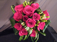 European Handtied Dozen in Chapel Hill NC, Floral Expressions and Gifts