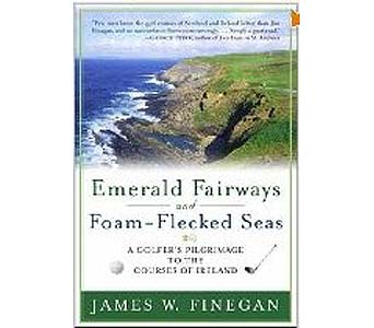 Emerald Fairways and Foam-Flecked Seas Paperback Book in Birmingham AL, Norton's Florist