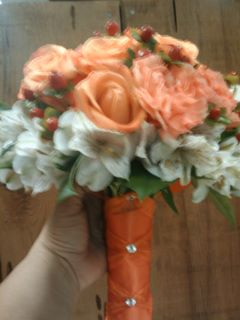 Bridal Bouquet in San Bernardino CA, Inland Flowers